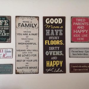 Skilte og magneter